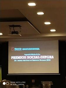 Foto evento premios DIPGRA