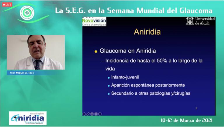 Presentación Prof. Miguel A. Teus